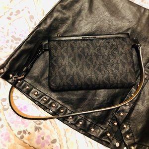 Michael kors waist purse